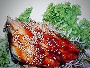 Sashimi węgorz