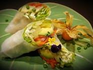 Springrollsy z warzywami