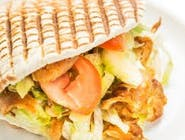 Kebab w bułce standard