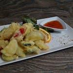 Mix warzyw w tempurze