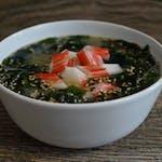 Zupa Miso surimi