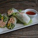 Spring rolls w papierze ryżowym 4 szt