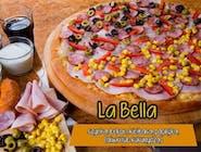 La Bella z kukurydzą