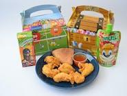 Zestaw dla Dzieci z zabawką dla chłopca nuggets