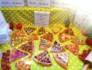 Pizza Duża , 3 składniki, 30cm