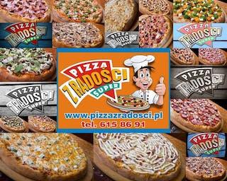 Ponad 40 rodzaji Pizzy