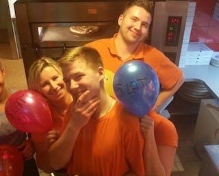 15 LAT Mineło- Urodziny Pizzeri