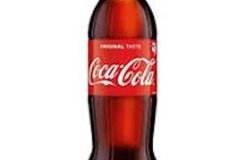 0.85l Coca-Cola przy zamówieniu 2 średnich pizz