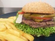 5.Burger Jalapeno