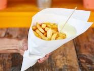 Frytki belgijskie małe