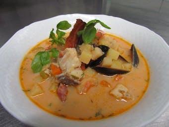 Wykwintna zupa