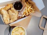 Nuggetsy z piersi kurczaka