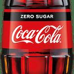 Coca cola 0,85 L