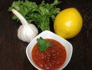 Sos pomidorowy ostry