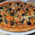 13. Pizza Sangiovanello