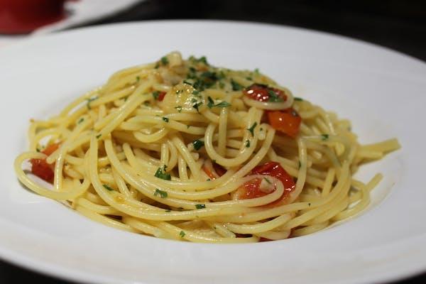 3. Spaghetti Aglio Olio