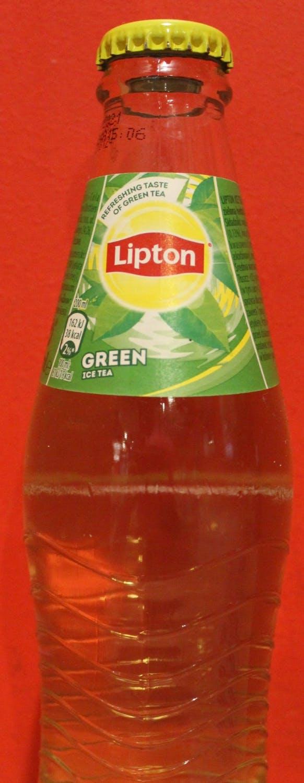Ice Tea Lipton zielona herbata