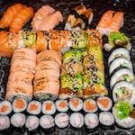 Zestaw 10 Sushi Time Mix (52szt)