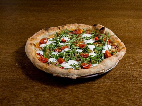Pizza Vegetariană Time