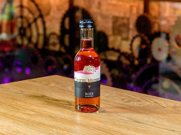 Vin Castel Huniade Roze (187 ml)