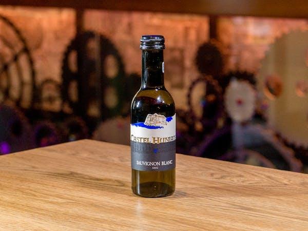 Vin Castel Huniade Sauvignon Blanc (187 ml)