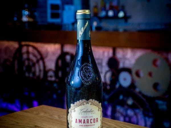 Vin Pirovano Amarcor rosu sec (750 ml)