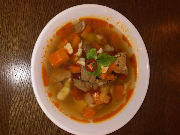 Supă de gulaș
