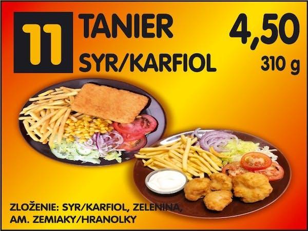 Tanier karfiol