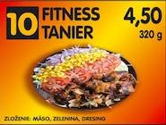 Fitness tanier
