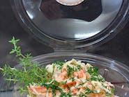 Surówka Colesław z domowym majonezem