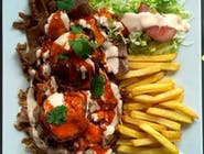 Talerz Kebab - XL