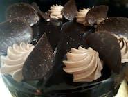 Tort czekoladowy brownie
