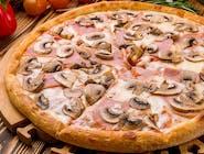 Pizza Szynka, Pieczarki