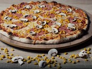 Pizza Capri 50cm