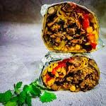 Burrito Carne-Tocino