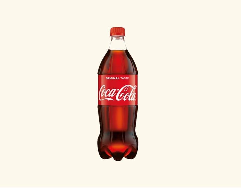 Cola 0,85L tylko 4,99!