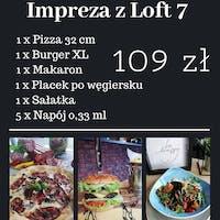 IMPREZA Z LOFT 7 ZA 109 zł