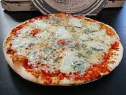 19. Pizza Quattro formaggi