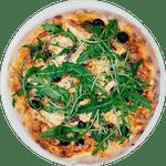 Pizza Gamberetto