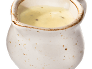 Sos serowy z dodatkiem serów pleśniowych