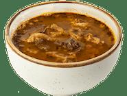 Tradycyjne flaki wołowo - drobiowe gotowane na rosole