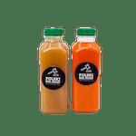 Świeżo wyciskany sok marchewkowy 330 ml
