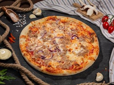 Pizza Tonno e Cipolla M