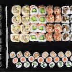 Mix Sushi World 129 zł (56 szt)  powiększ o 8 szt (10 zł)