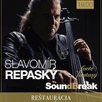11.6.2021 LIVE MUSIC - SLAVOMÍR REPASKÝ