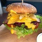 Beefburger Nacho