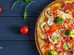 Mała pizza -50%