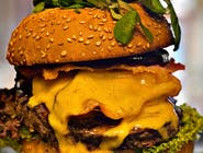 Burger Bekon