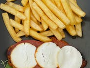 filet z serem kozim