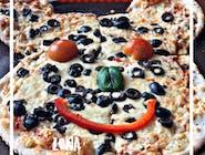 pizza miś